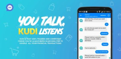chat payment app for nigerians