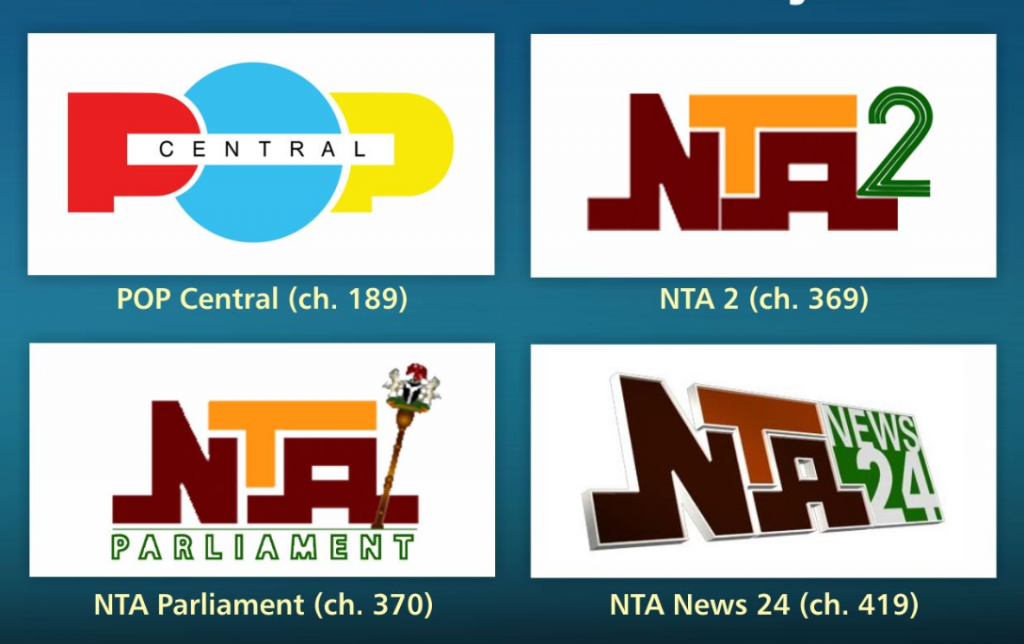 nta channels on dstv packages