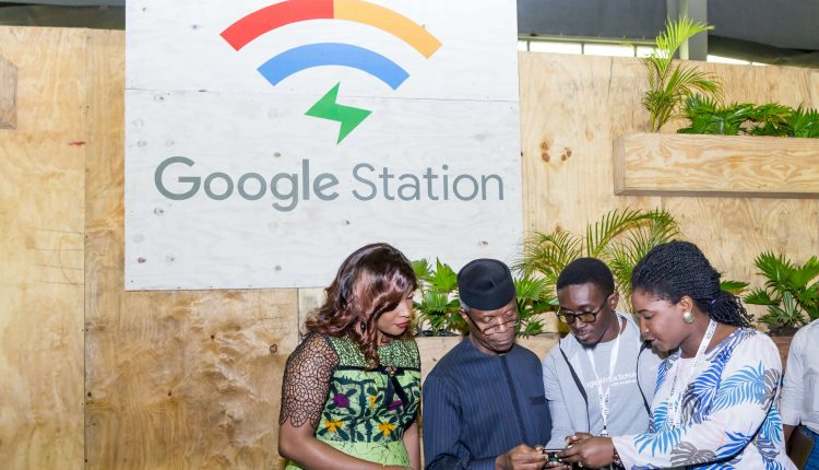 free wifi hotspot station in nigeria google station